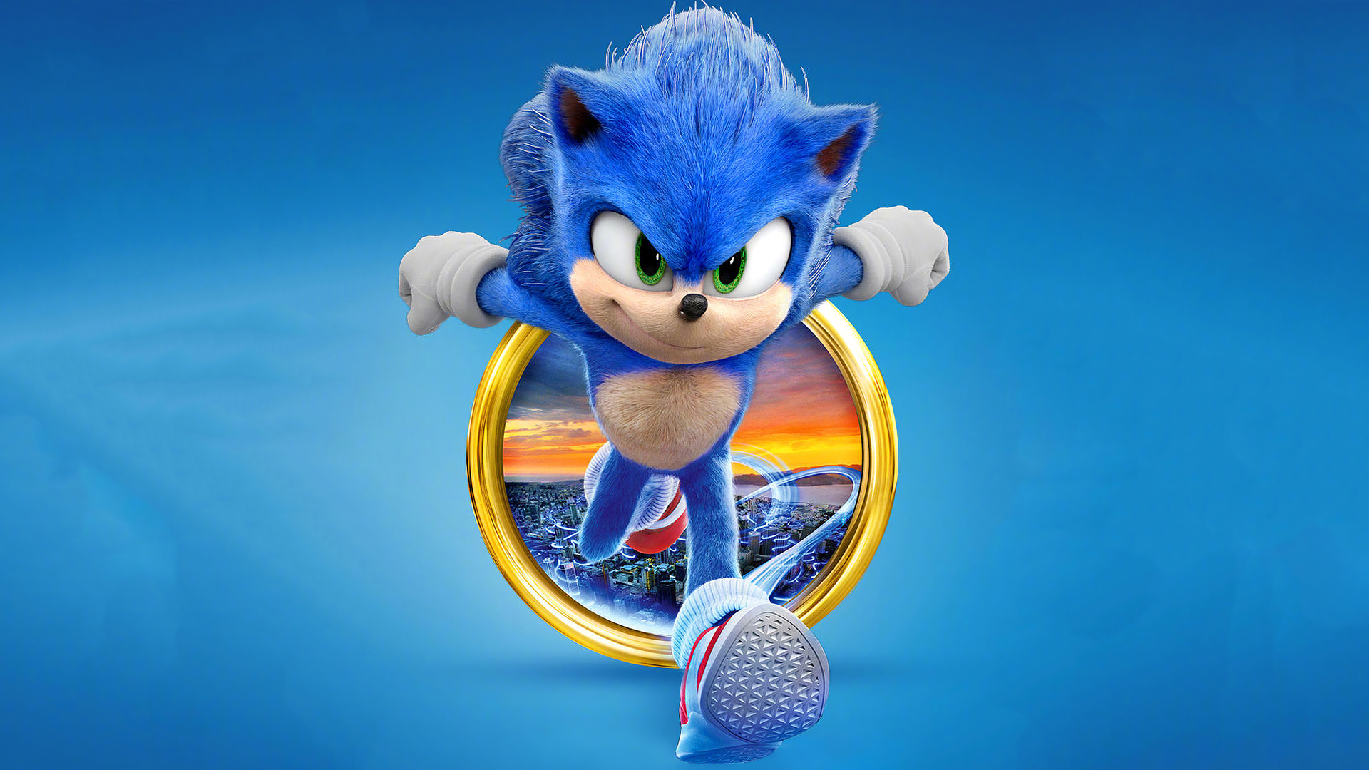 Sonic the Hedgehog (Eng)