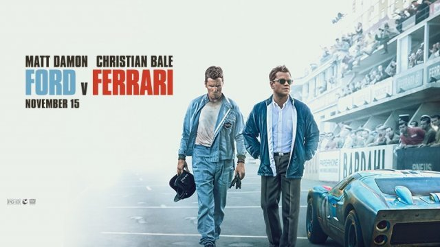 They took the American dream for a ride. Matt Damon and Christian Bale star in #FORDvFERRARI 14/11