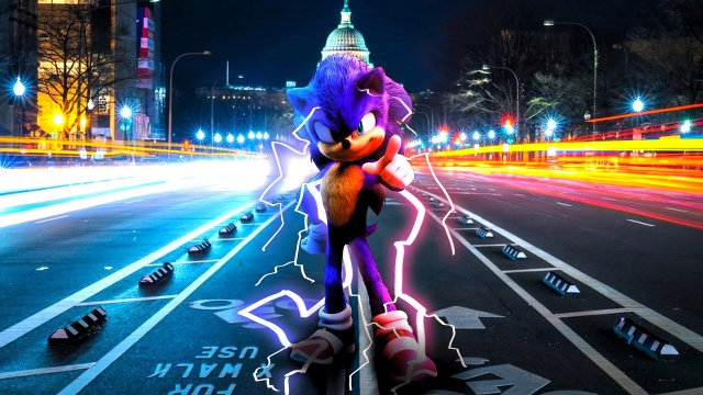 Sonic the Hedgehog (Eng) (Dolby Atmos)