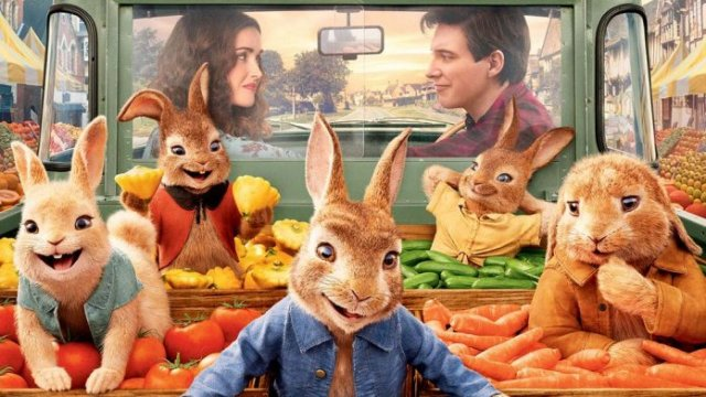 Peter Rabbit 2: The Runaway (Gr)